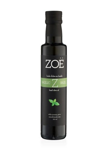 ZOË Basil Infused Extra Virgin Olive Oil 250 ml