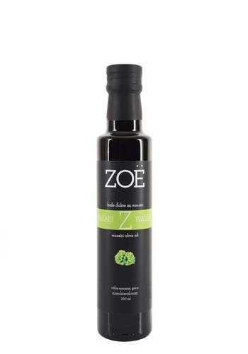 Zoë Wasabi Infused Extra Virgin Olive Oil 250 ml