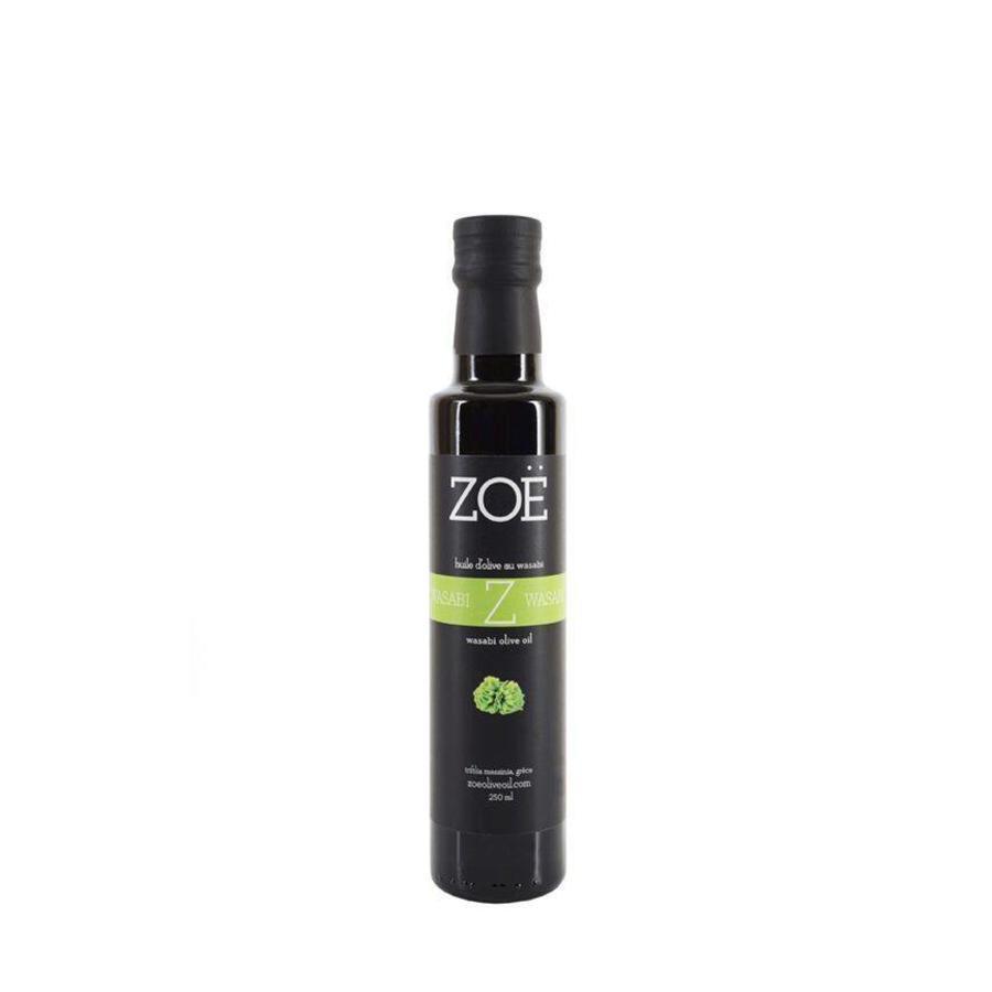Zoë Wasabi Infused Extra Virgin Olive Oil 250 ml
