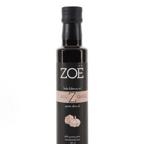 ZOË Garlic Infused Extra Virgin Olive Oil 250 ml