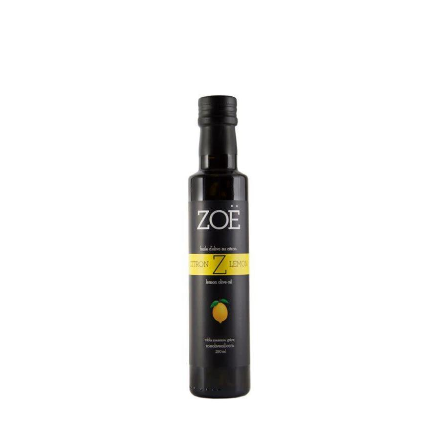 ZOË Lemon Infused Extra Virgin Olive Oil 250 ml