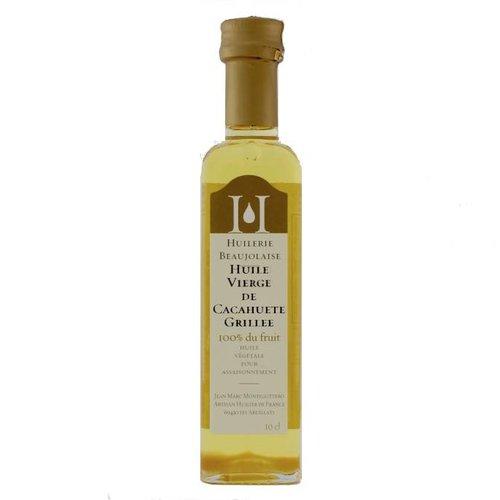 Huilerie Beaujolaise Virgin grilled peanut oil 100 ml