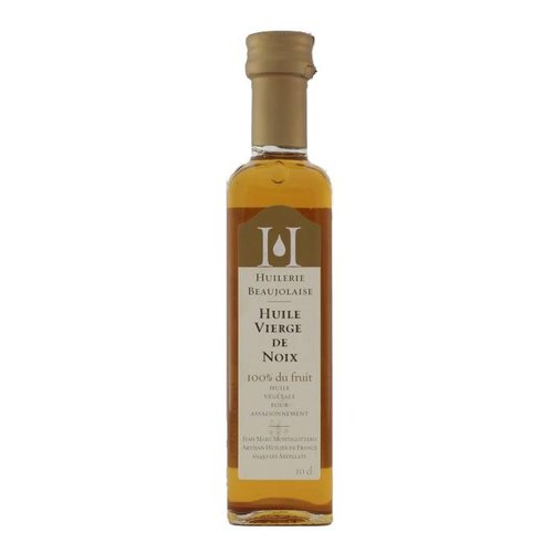Huiles de noix Grenoble Huilerie Beaujolaise 100 ml