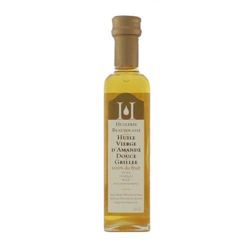 Huile de noix vierge amandes douces grillées Huilerie Beaujolaise 100 ml