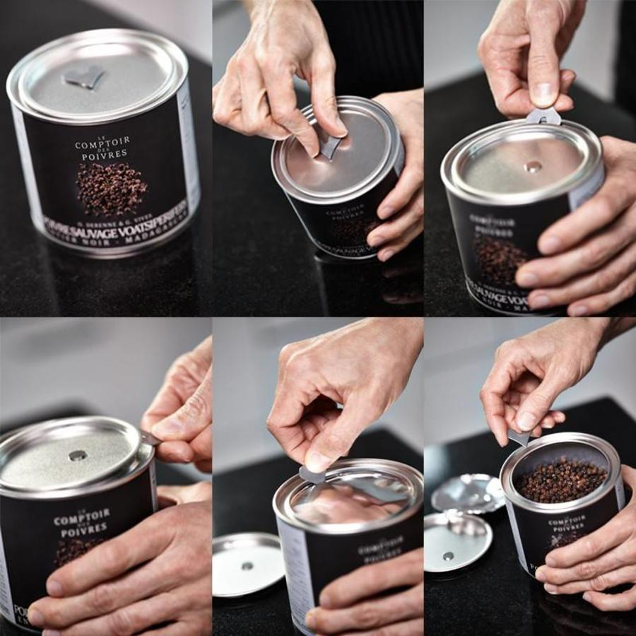 TGSEB Black peppercorns KAPPAD Black Gold - 70g
