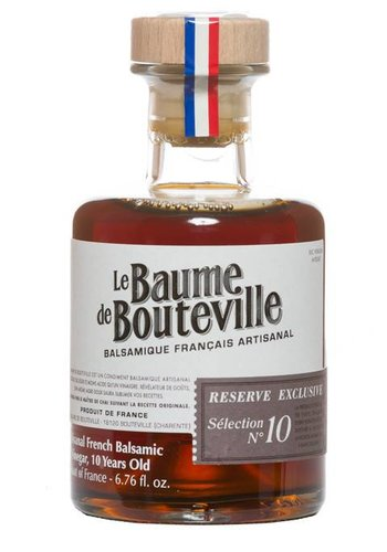 Le Baume de Bouteville  Vinegar- Exclusive Reserve 10 Years 200ml