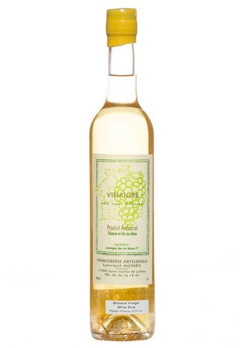 Laurent Agnes White wine vinegar 500 ml