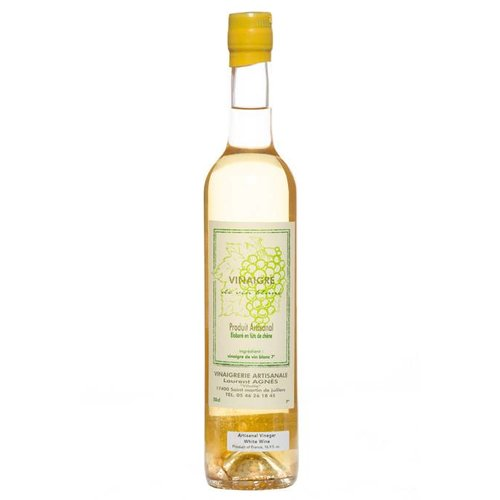 Laurent Agnes White wine vinegar 500 ml
