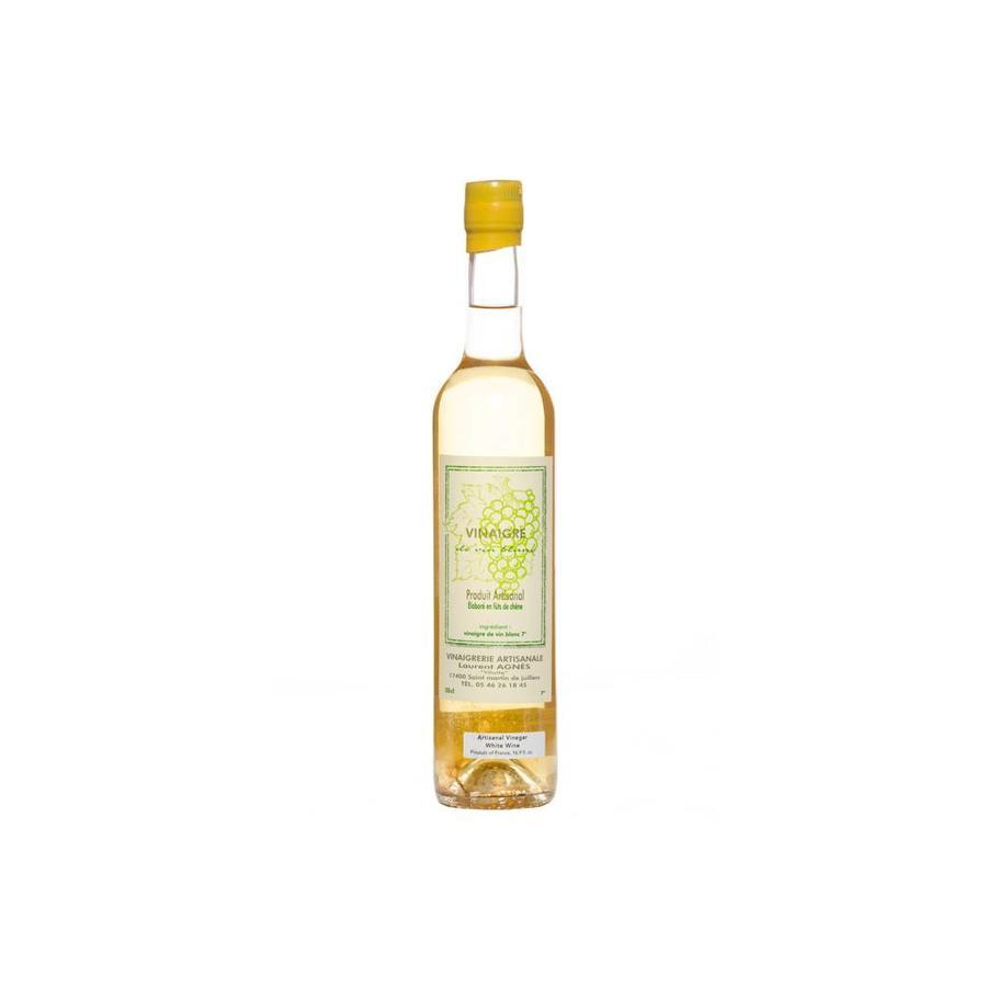 Vinaigre de vin blanc Laurent Agnès 500 ml