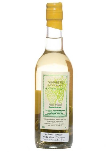 Laurent Agnes White Wine Tarragon Vinegar 250 ml