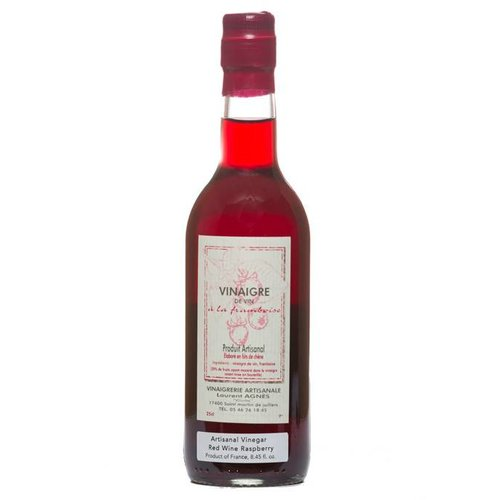 Laurent Agnes Raspberry Red Wine Vinegar 250 ml