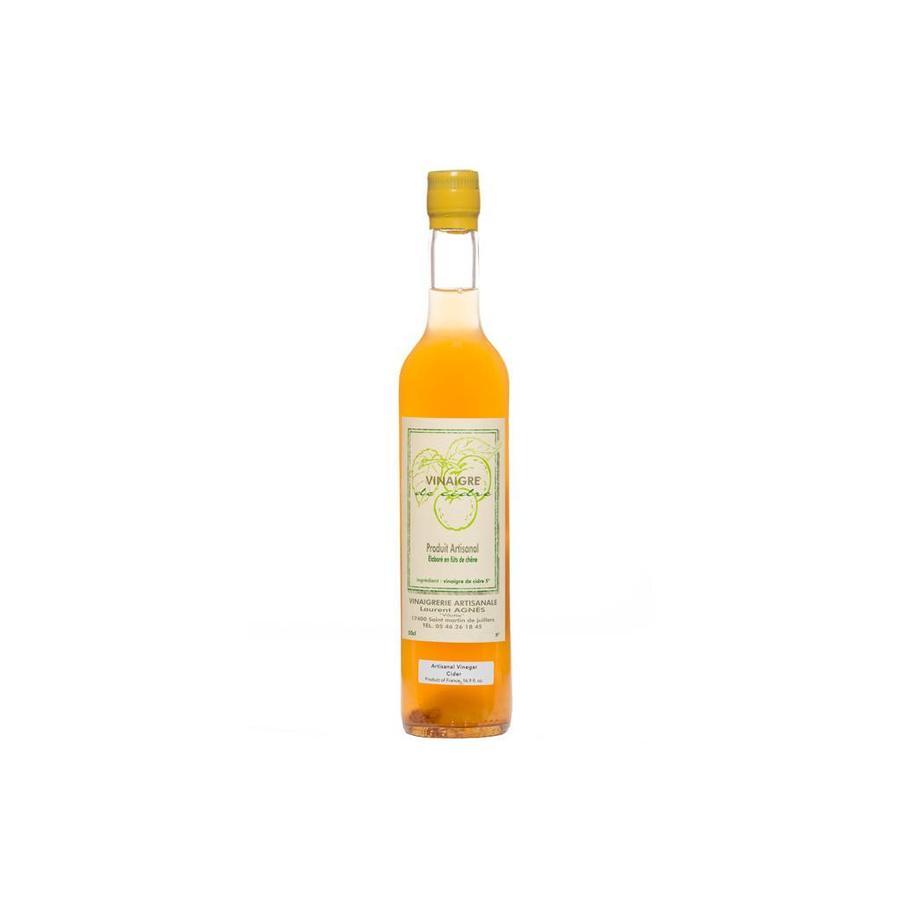Vinaigre de cidre Laurent Agnès 500 ml