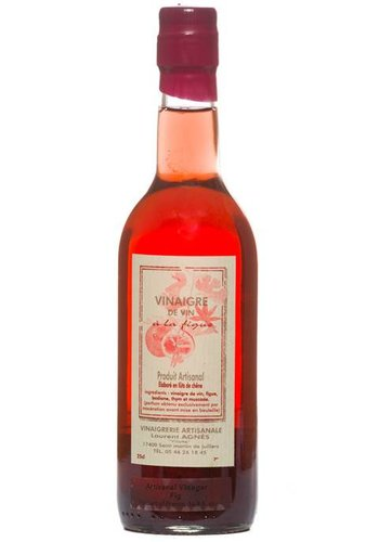 Laurent Agnes Fig Red Wine Vinegar 250 ml