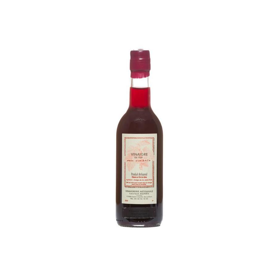 Laurent Agnes Cassis Red Wine Vinegar  250 ml