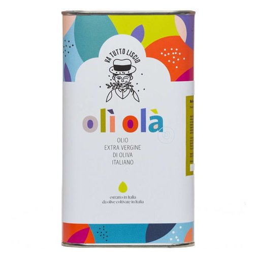 Olì Olà Extra-Virgin  Olive Oil - 1L Can