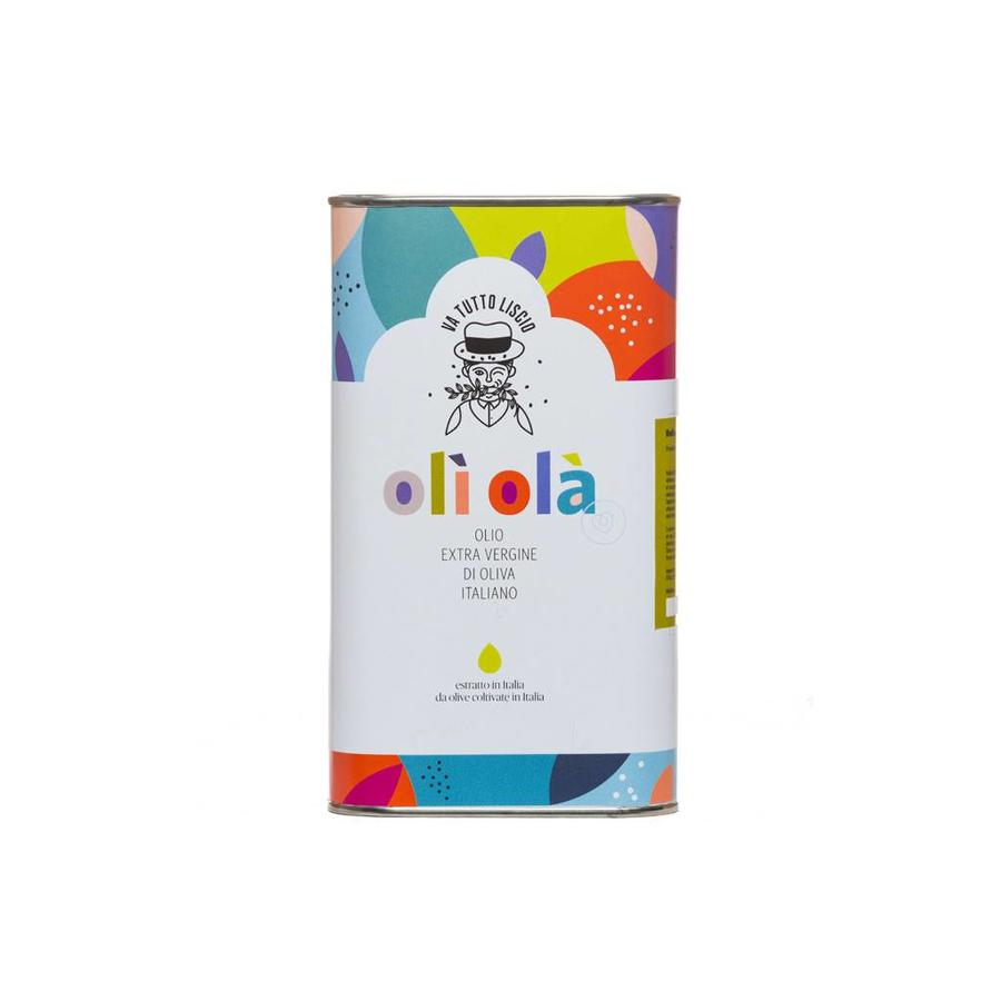 Huile d'olive extra-vierge Olì Olà - 1L