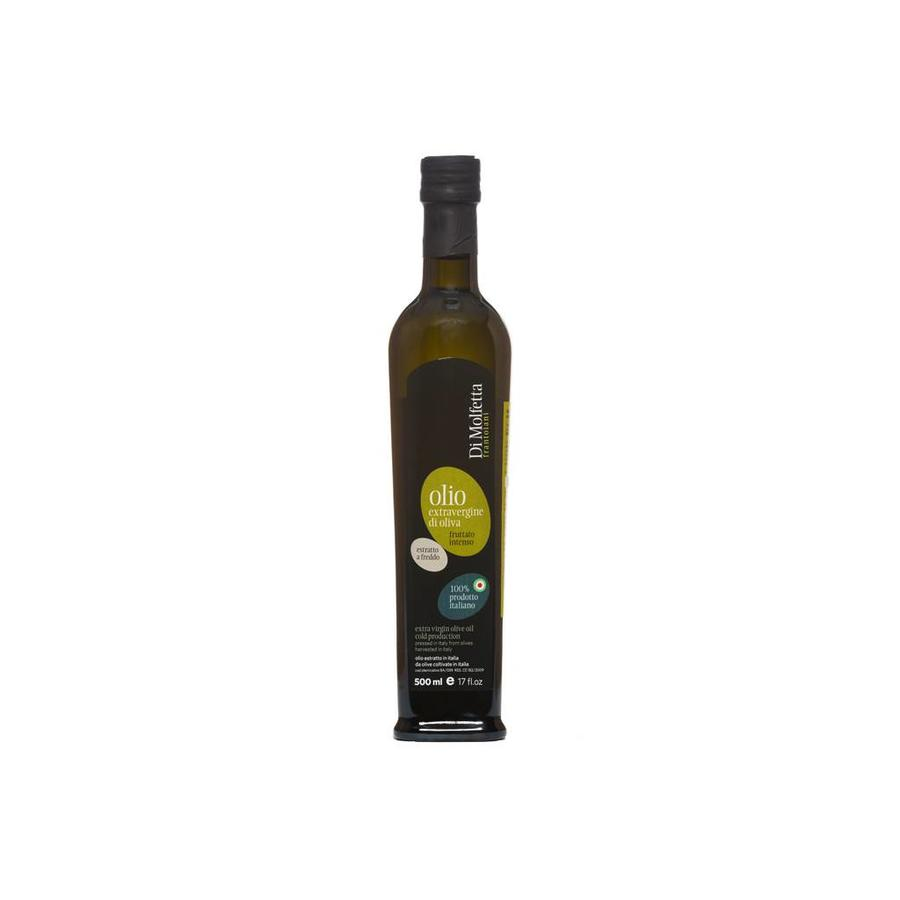Huile d'olive extra-vierge intense Di Molfetta - 500ml