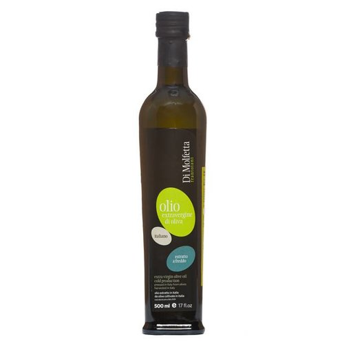 Di Molfetta Delicato Extra-Virgin Olive Oil - 500ml