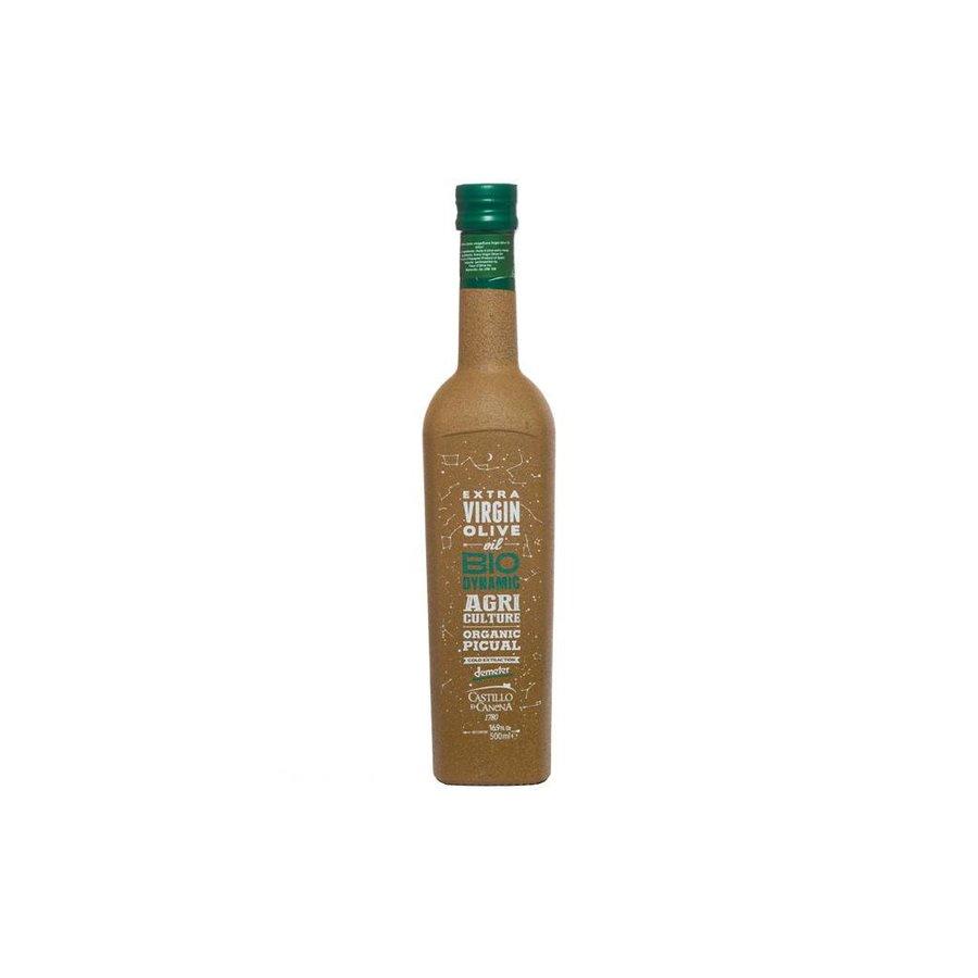 Castillo de Canena Extra-vrigin Picual BioDynamic Olive oil  - 500ml