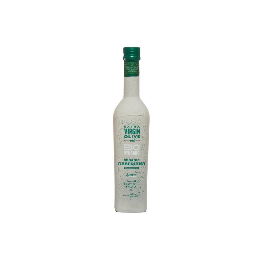Castillo de Canena- Extra-Virgin Arbequina BioDynamic Olive Oil - 500ml