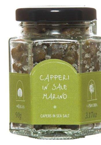 La Nicchia Salt Capers - 90g