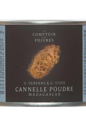 Cannelle en poudre Madagascar Le Comptoir des Poivres 60g