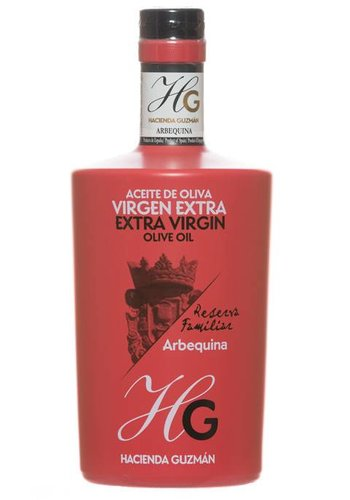 Guzman Arbequina Extra-Virgin Olive Oil - 500 ml