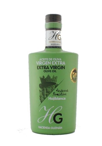 Huile d'olive extra-vierge Hojiblanca Guzman - 500 ml