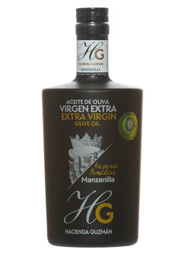 Guzman Family Reserve Extra-Virgin Olive Oil - 500 ml