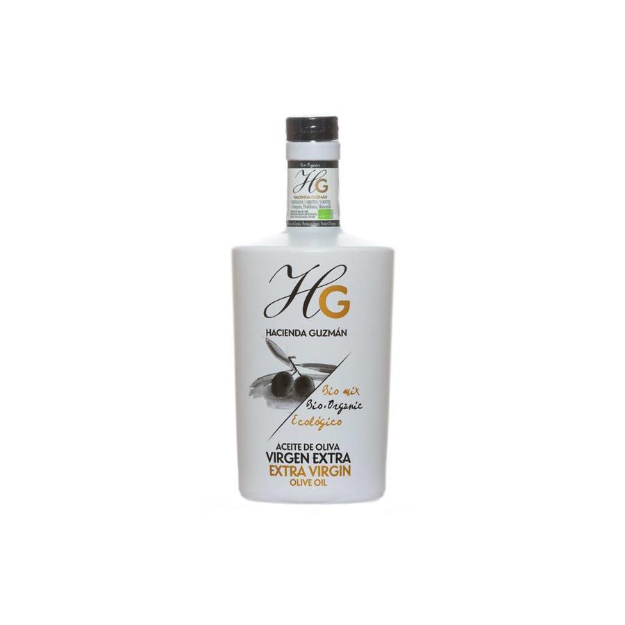 Huile d'olive extra-vierge biologique Guzman -  500 ml