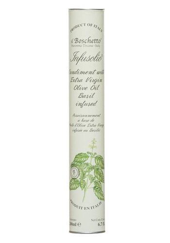 Il Boschetto Infused Basil Olive Oil - 200ml