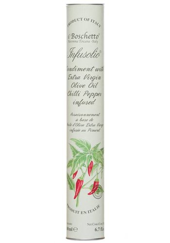 Il Boschetto Hot Pepper Infused Olive Oil - 200ml