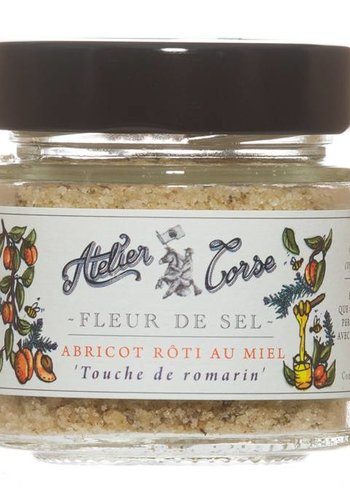 Atelier Corse Salt Flower Caramelized Honey Apricot - 90 gr