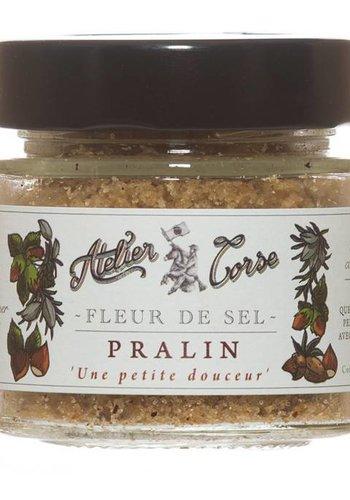 Fleur de sel praline Atelier Corse  - 90 gr
