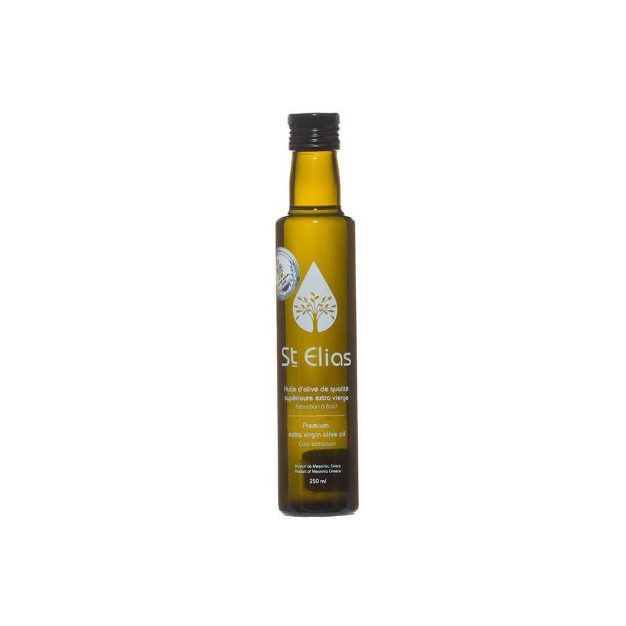 Huile d'olive St Elias 250 ml (koroneiki)