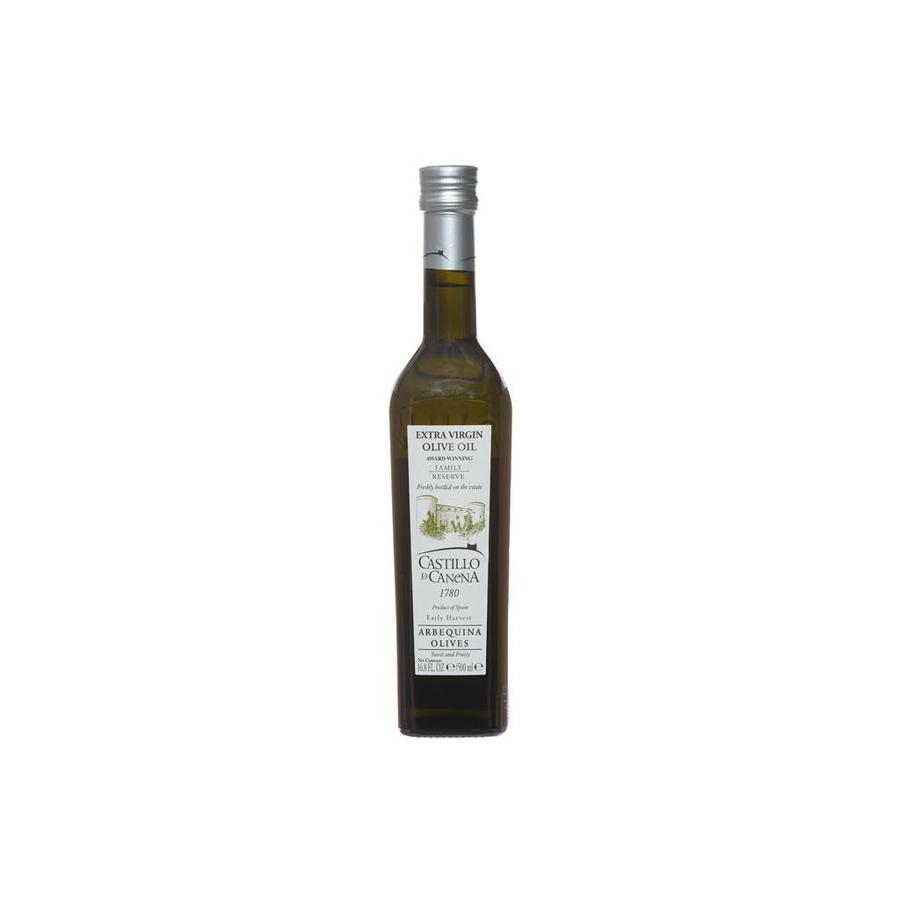 Castillo de Canena huile d'olive extra vierge variété Arbequina - 500ml
