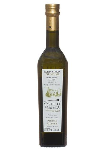 Castillo de Canena huile d'olive extra vierge variété Picual-  500ml