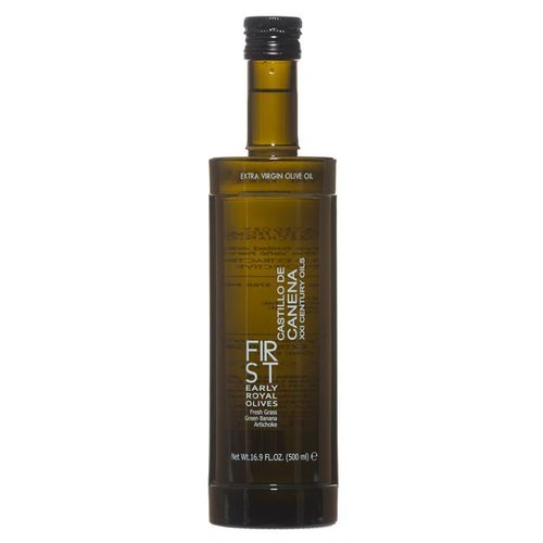 Royal Early Harvest Castillo Olive Oil 500 ml