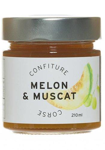 Melon & Muscat Corse Jam - 210ml