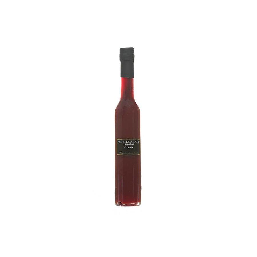 Préparation culinaire de vinaigre à la pulpe de framboise Popol- 250 ml