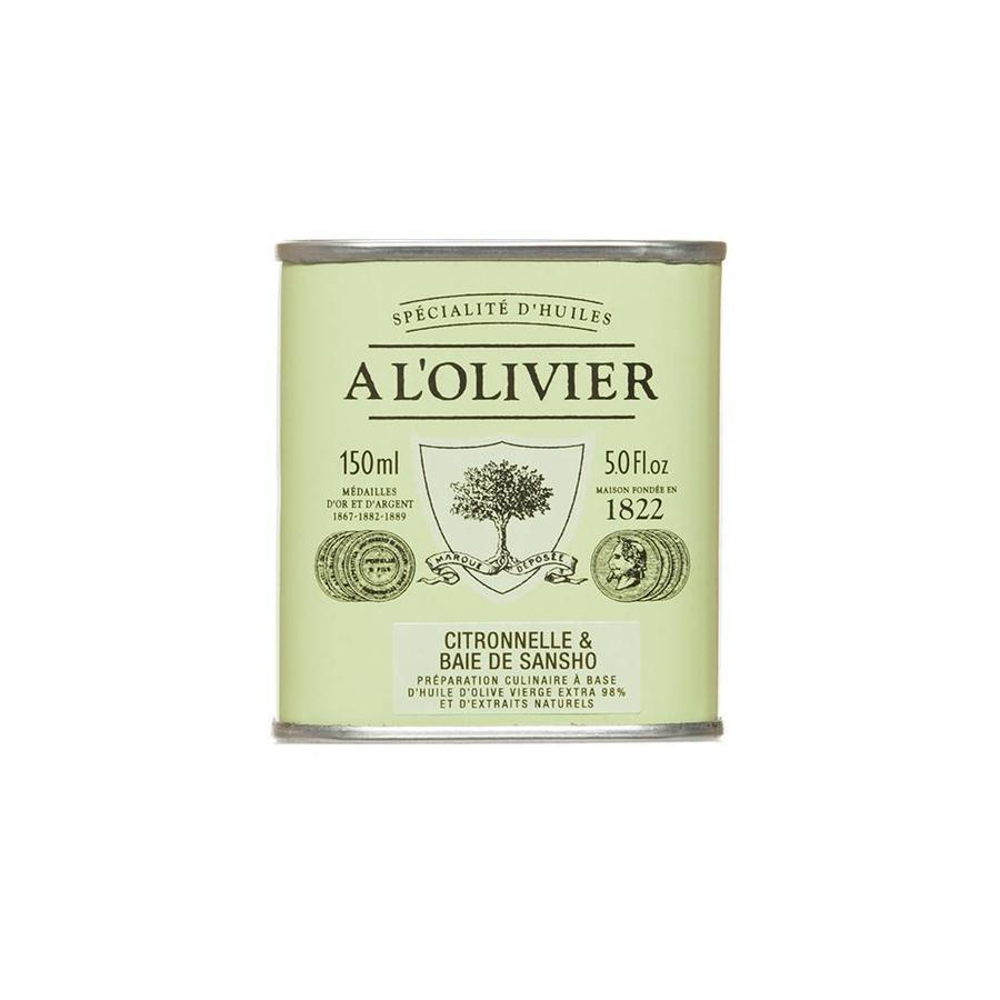 À l'Olivier Citronella Olive Oil and Sansho Berry - 150ml