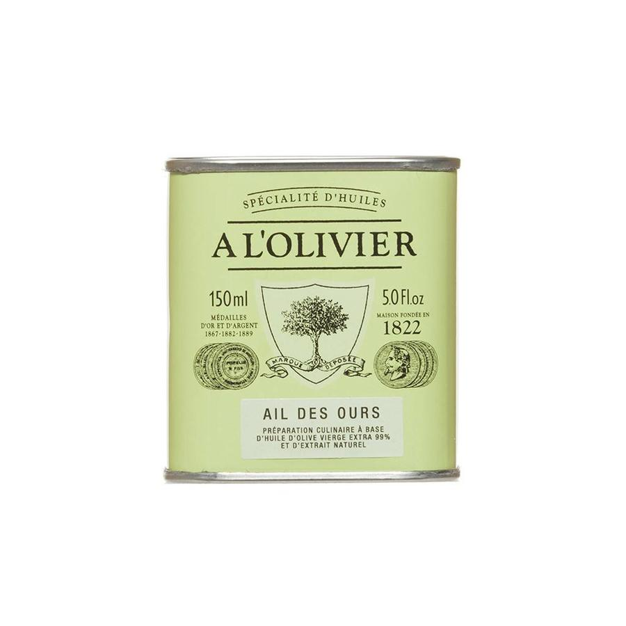 À l'Olivier Wild Garlic Olive Oil - 150 ml