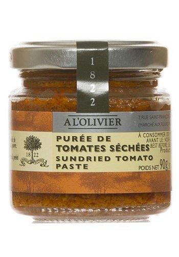 À l'Olivier Tomato Puree - 80 g