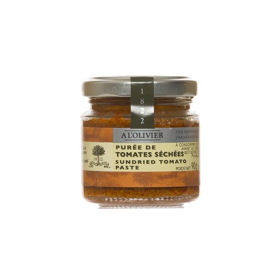 Purée de tomates séchées À l'Olivier - 80 g