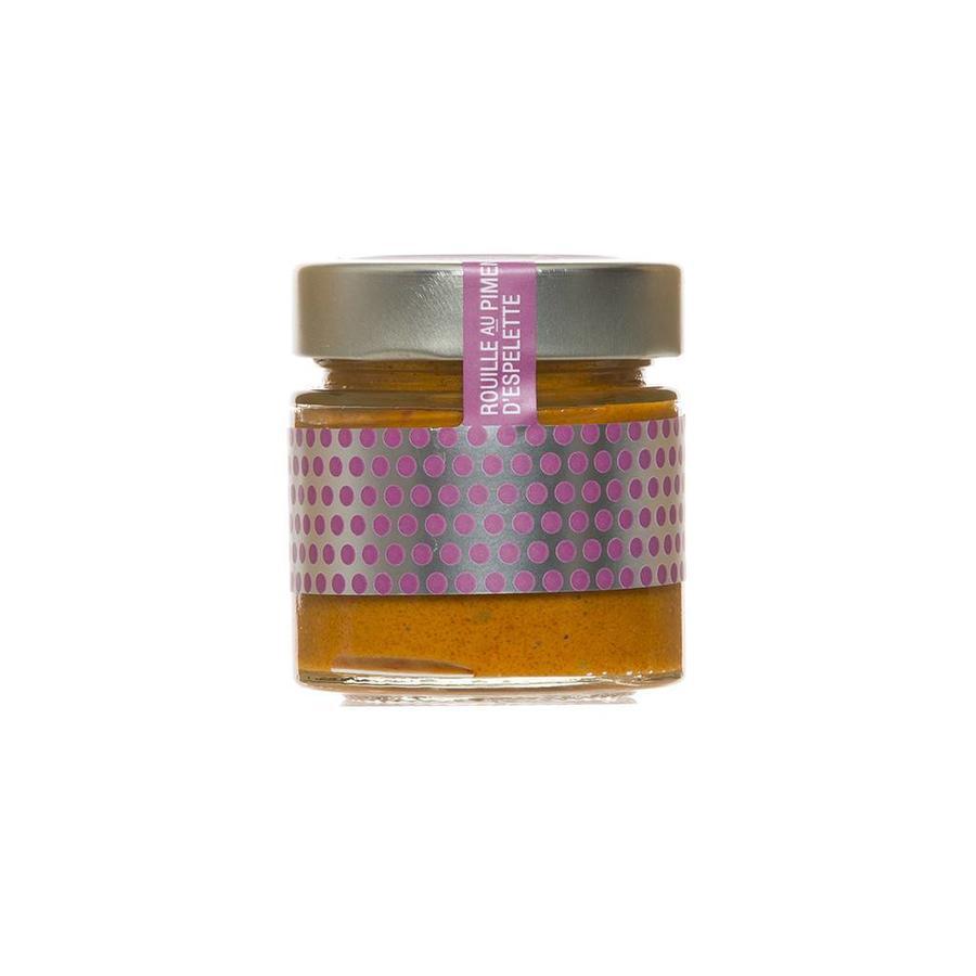 Rouille au piment d'Espelette  À L'Olivier - 100 g