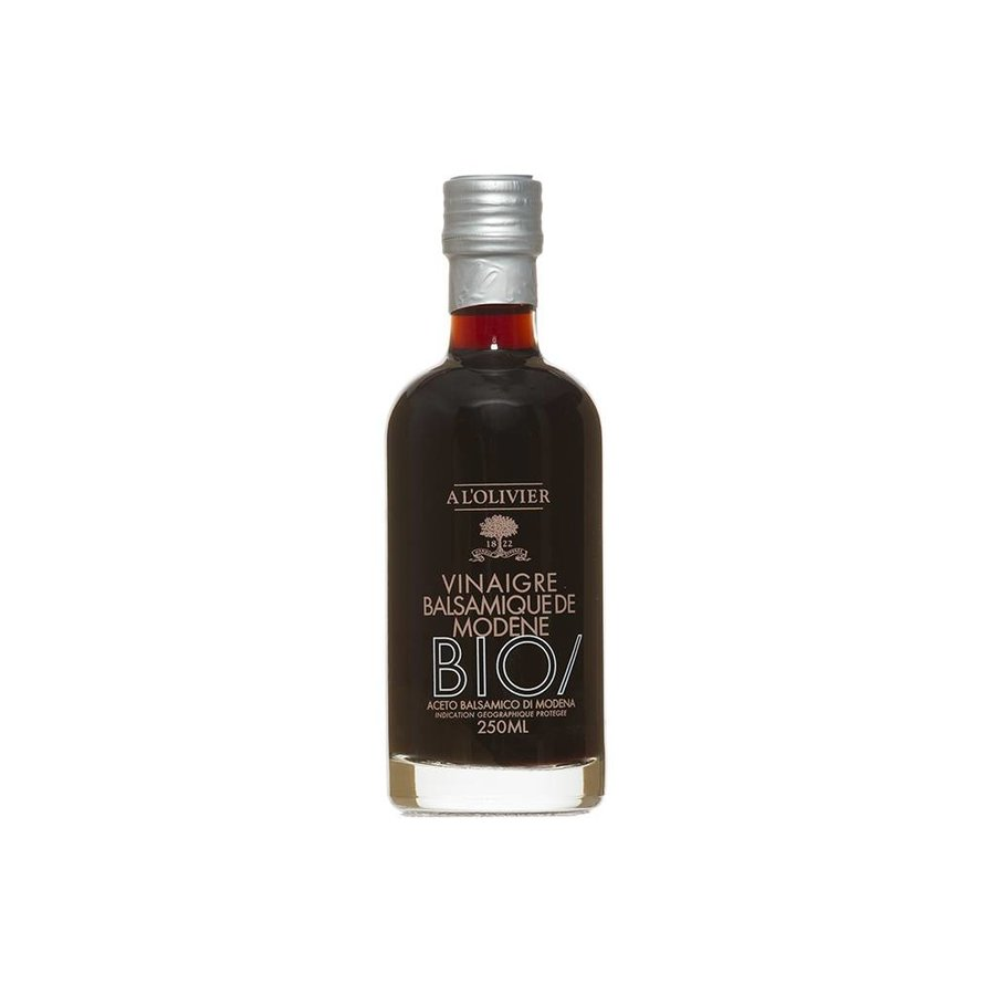 À l'Olivier Organic Balsamic Vinegar - 250ml