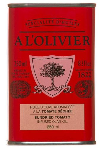 À l'Olivier Dried Tomato Olive Oil  - 250ml