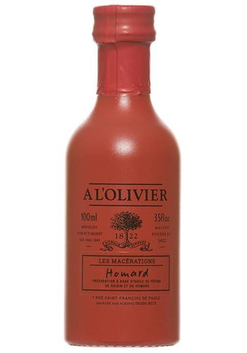 À l'OLIVIER LOBSTER - BLUE LOBSTER INFUSED GRAPESEED OIL - 100ML