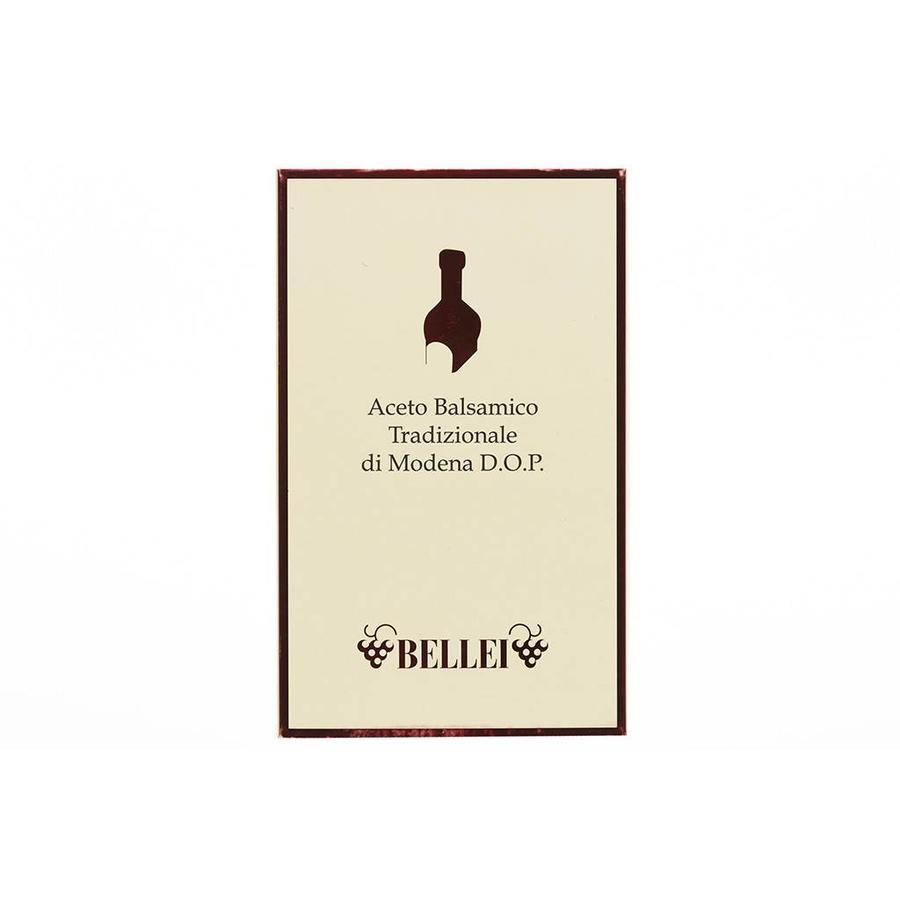 Bellei Vinaigre Balsamique Traditionnel Extra Vieilli 25 ans 100ml
