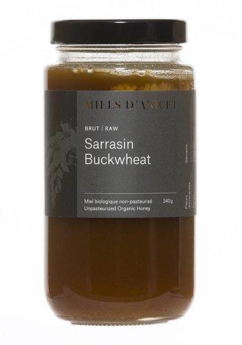 Miel Brut Fleurs de Sarrasin 340 g